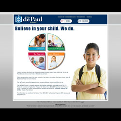 Website: The dePaul School